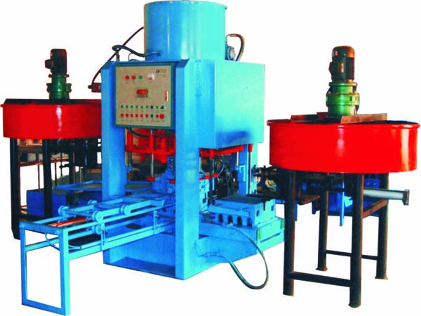 TR-128D Double-layer Tile Press