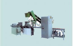 The CW - 12 roof tile machine